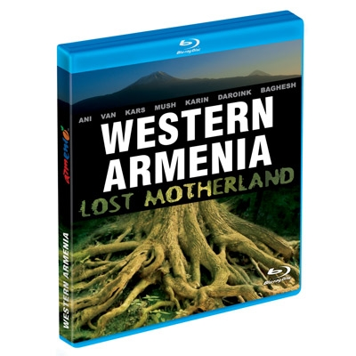 WESTERN ARMENIA - Lost Motherland BLU-RAY