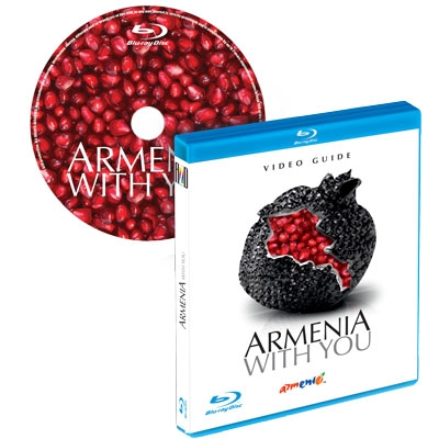 Armenia With You Blu-Ray